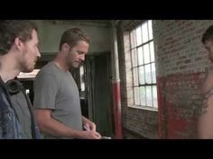 Go behind the scenes of Brick Mansions with Paul Waker and see how he prepared for the film. Paul Walker Movies, Rip Paul Walker, Rest In Heaven, Eric Hosmer, Eric Decker, Andrew Luck, Beautiful Blue Eyes, Angels In Heaven, Angel Eyes