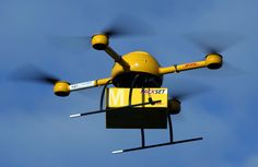 Amazon Outdone by Drug-Delivering Euro Drone | Wired Business | Wired.com
