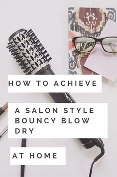 Home Bouncy Blow Dry
