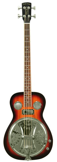 Gold Tone Paul Beard Bass