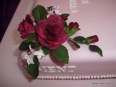 Sylvie's Cake Creations - Sugar Flowers