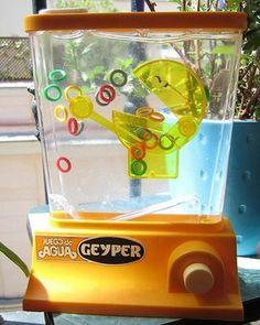 Juegos de agua Geyper
