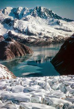 Kenai Fjords National Park, Alaska - USA