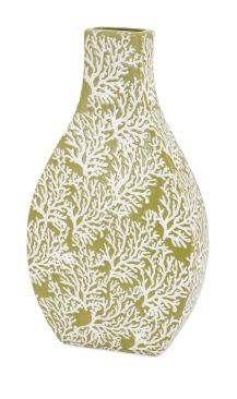 Coral Large Ceramic Vase