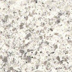 Peppercorn White Quartz Countertops