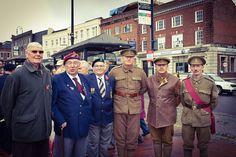 #heros #Tonbridge #veterans