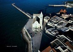 Folco Quilici, il documentarista che raccontò la Puglia vista dal cielo. Video #Monopoli
