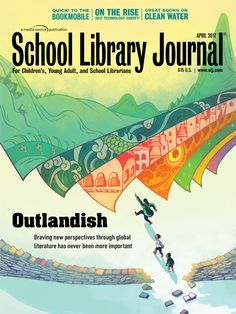 Want to make the world a better place? Teachers and librarians should embrace translated children's literature, for starters. Betsy Bird's call to arms was our lead feature in April. And in good budget news, we presented our 2017 tech survey. Cover illustration by Yao Xiao.