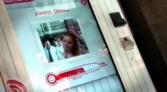 Share Happy vending machine dispenses ice cream for a smile (and your soul)