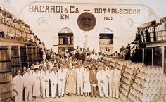"To reach the front doors of the ""Cathedral of Rum""—the Puerto Rican distillery where Bacardi Corp."