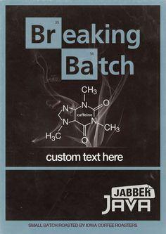 Breaking batch Caffeine