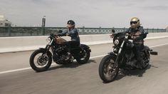 Live Your Dreams / Harley-Davidson Daytona 75
