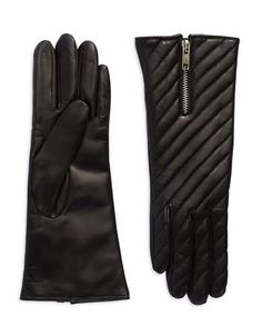 6040239761f46 Jewelry & Accessories | Gloves | Asymmetrical Stitched Gloves | Lord and  Taylor