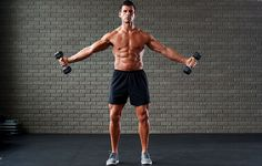 Plus, two full-length workouts designed to shred fat while building muscle