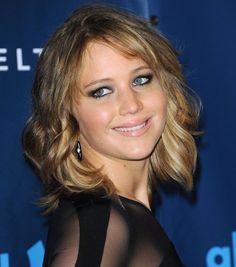 Jennifer Lawrence Short Hair 2013