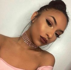 makeup, beauty, and eyebrows