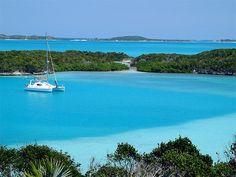 Tropical Islands Somewhere