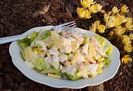 Salát se šunkou a sýrem Potato Salad, Potatoes, Ethnic Recipes, Food, Potato, Essen, Meals, Yemek, Eten
