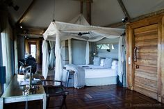Little Mombo Camp is the flagship camp of renowned safari operator Wilderness Safaris. The pinnacle of places to camp out in when in Botswana. Safari, Okavango Delta, Game Reserve, Camps, Wilderness, Tent, Furniture, Home Decor, Store