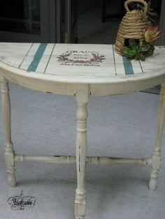 Graanzakken worden gebruikt voor bijvoorbeeld het bekleden van stoelen maar met die strepen kun je veel meer doen....               Bijvoor...