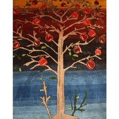 Zollanvari Collection Tree Of Life Gabbeh Persian Nomadic And Tribal Rugs Melbourne Carpets