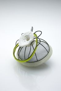 JEEHYUN CHUNG innovative material dazzle magazine contemporary jewelry