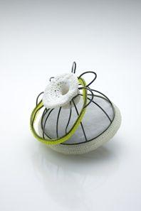 JEEHYUN CHUNG innovative material dazzle magazine contemporary jewelry
