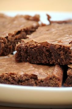 Aaron Sanchez's Mexican #Brownies Dessert #Recipe with Cinnamon and Chili Powder!