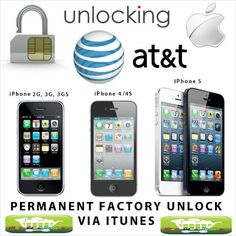 Permanent Factory AT iPhone Unlock IMEI Code Gevey Service 3G, 3GS ,4, 4S, 5 on eBid United States http://us.ebid.net/for-sale/permanent-factory-at-t-iphone-unlock-imei-code-gevey-service-3g-3gs-4-4s-5-85533434.htm via @eBid fufukidirect Gevey