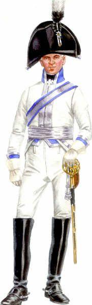Prussian Lieb Gardee Cuirasseur Officer