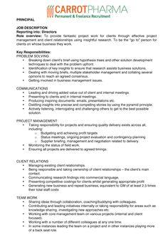 Job description :)