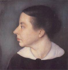 Jan Mankes: portrait of his wife, Annie Mankes-Zerike Social Art, Body Drawing, Dutch Painters, Dutch Artists, Paintings I Love, Museum Of Modern Art, Sculpture, Lovers Art, Female Art