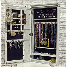 Evmanya Casa Aynalı Takı Dolabı ürününü %27 indirimle hemen satın alın!