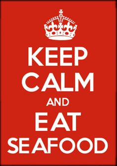 Follow the Dietary Guidelines for Americans: Eat seafood at least twice a week for optimum health.