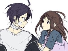 Find images and videos about anime, noragami and yato on We Heart It - the app to get lost in what you love. Noragami Anime, Yato X Hiyori, Manga Anime, Anime Amor, Manga Girl, Anime Girls, Fanart, Kuroko, Vocaloid