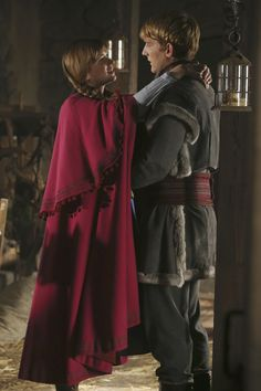 "Once Upon a Time 4x06 ""Family Business"" - Anna and Kristoff"