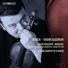 Violinist Vadim Gluzman joins the Bergen Philharmonic Orchestra under Andrew Litton for an exciting, dynamic performance of the concerto Max Bruch.