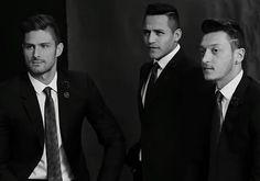 #Giroud #Alexis #Sánchez #Özil #ARSENAL