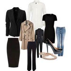 Basic Clothing Wardrobe - Bing Images