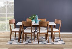 Andi 7 piece Dining Table | Super Amart