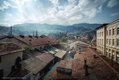 Good morning, Sarajevo