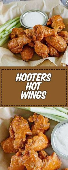 Hooters Hot Wings The best hot wings are deliciously spicy with a hint of sweetness. Make awesome chicken wings at home with this easy Hooters copycat recipe. Hot wings are a tasty appetizer and perfect football food for game day. Hooters Wings Recipe, Fried Wings Recipe, Hot Ones Wings Recipe, Hooters Buffalo Wings Recipe, Breaded Chicken Wings, Deep Fry Chicken Wings, Copykat Recipes, Football Food, Chicken Wing Recipes