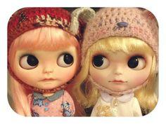 Custom Blythe Doll www.wonderfinds.com/item/3_330920104835/c84627/Blythe-Doll
