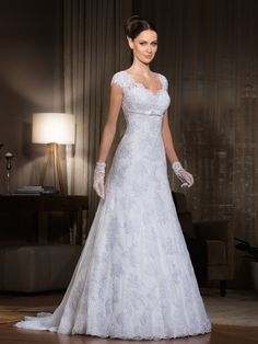 Lovely A Line Wedding Dresses Ruched Strapless Ruffle Empire Waist Chapel Bridal Gowns With Bow Ribbon vestidos de novias Cheap Lace Wedding Dresses, Cheap Gowns, Bridal Dresses, Wedding Gowns, Vestidos Color Vino, Anniversary Dress, Applique Wedding Dress, Pretty Dresses, Bride