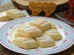 Pastane Usulü Un Kurabiyesi Resmi Dairy, Bread, Cheese, Food, Kitchen, Crafts, Recipes, Backen, Cooking