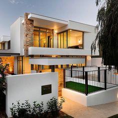 Architecture - Houses @_archidesignhome_ ✨Geraldine Street...Instagram photo | Websta (Webstagram)