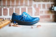 Alegria Shoes Alli in 'Blue Twist' from Alegria Shoe Shop - now on Closeout