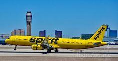 N660NK Spirit Airlines 2015 Airbus A321-231 - cn 6804 - Las Vegas - McCarran International Airport (LAS / KLAS)<br />USA - Nevada May 26, 2017<br />Photo: Tomás Del Coro