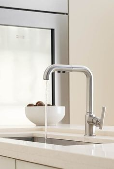 Modern High Kohler Kitchen Faucets