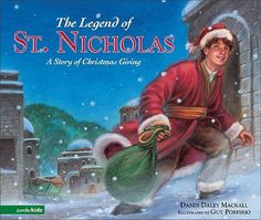 This gentle Christmas book introduces the original St. Nicholas and tells why we give gifts in remembrance of the greatest gift of all. Nick is much more interested in contemplating his presents under the tree than he is in being dragged along for last-minute shopping with his dad. But while his father's off shopping, Nick hears someone say his name - it's a mall Santa, telling a group of children a story about the original St. Nick.
